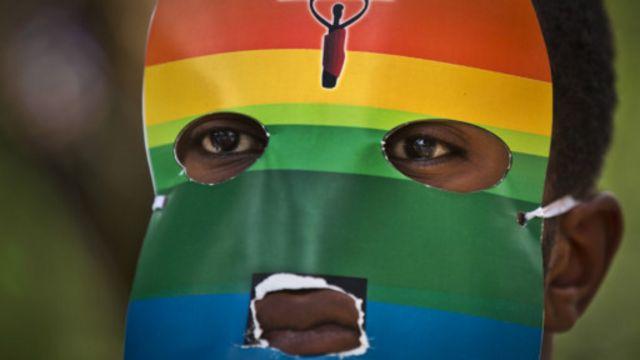 Đồng tính luyến ái bị coi là tội phạm ở nhiều nước châu Phi