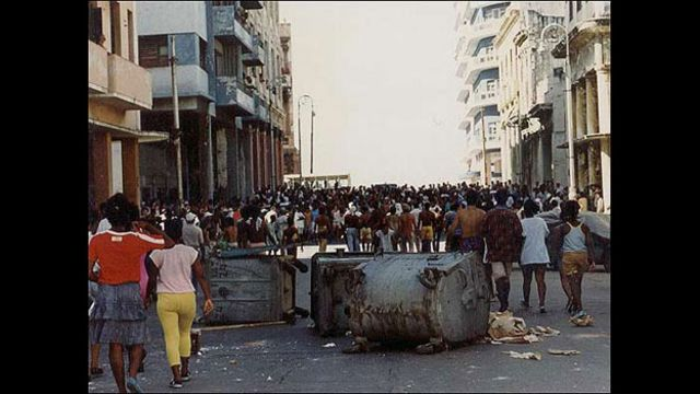 """Maleconazo"" en la Habana."