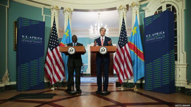 Shugaban DRC Joseph Kabila