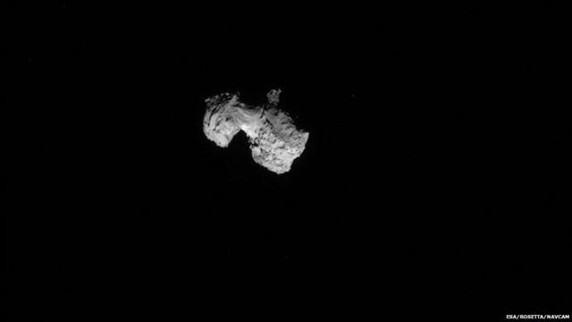 67P/Churyumov–Gerasimenko ကြယ်တံခွန်ကို ရိုဆက်တာ အာကာသယာဉ်က ၁၀ နှစ်တာ လိုက်လံနေခဲ့ရာကနေ အခုတော့ အဲဒီ ကြယ်တံခွန်ကို လှည့်ပတ် လိုက်ပါသွားပါပြီ။ ဒါ့ကြောင့် သမိုင်းတလျှောက်မှာ ကြယ်တခွန်တခုကို အနီးကပ်ဆုံး လေ့လာနိုင်မှု ဖြစ်လာပါတယ်။ အရင်ကလည်း ခုလောက် မနီးပေမယ့် အတော်လေး နီးနီးကပ်ကပ် မြင်တွေ့ခဲ့ဖူးတဲ့ ကြယ်တံခွန် ၅ ခု ရှိခဲ့ပါတယ်။