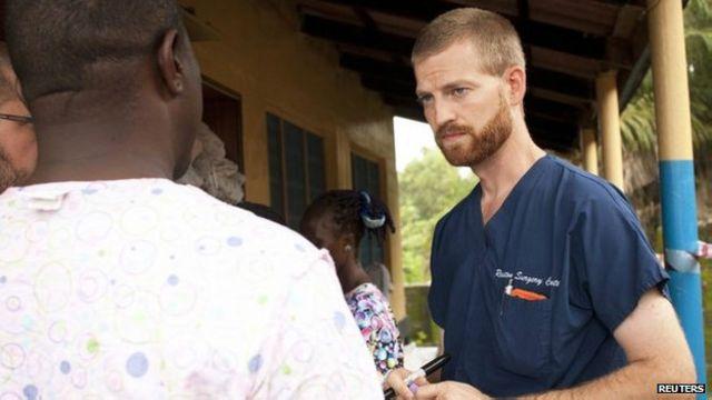 Kent Brantly  es uno de los dos estadounidenses que ha recibido tratamiento con el medicamento experimental ZMapp.