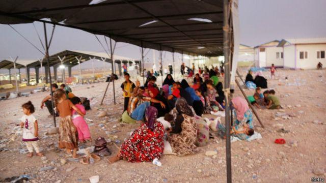 伊拉克難民(03/07/2014)