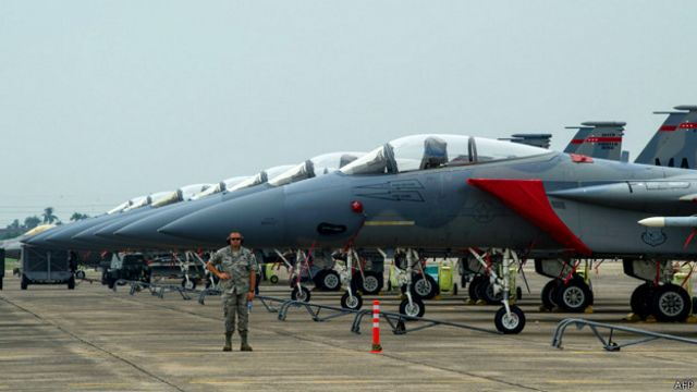 Fuerza aérea de EE.UU.