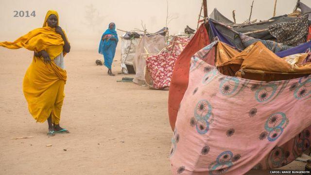 Rikicin a Darfur ya dauki salo daban daban, inda mayakan sa-kai da 'yan tawaye ke fafatawa da dakarun gwamnati.