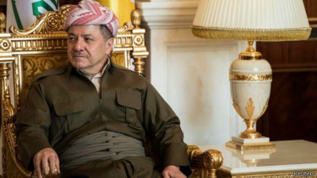 مسعود برزاني أصبح رئيسا للحكومة الإقليمية الكردستانية