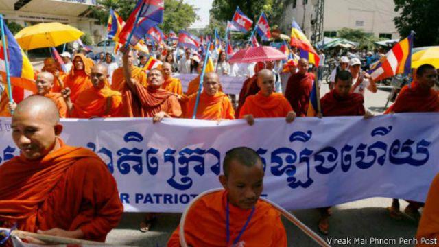 Người Khmer Krom dọa tiếp tục biểu tình