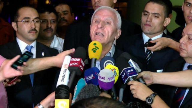 عزام الأحمد أكد اتفاق الجانبين على جدول أعمال المفاوضات وموعدها المقبل.