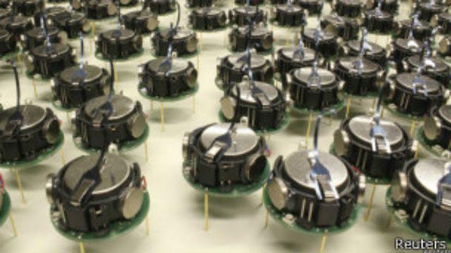 El sistema de los minirobots puede ser un punto de inflexión de la robótica.
