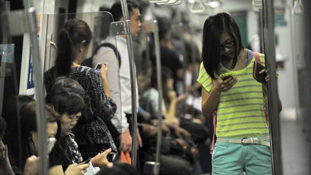 Psiquiátras en Singapur están haciendo campaña para que la adición a la internet sea reconocida oficialmente como un trastorno.