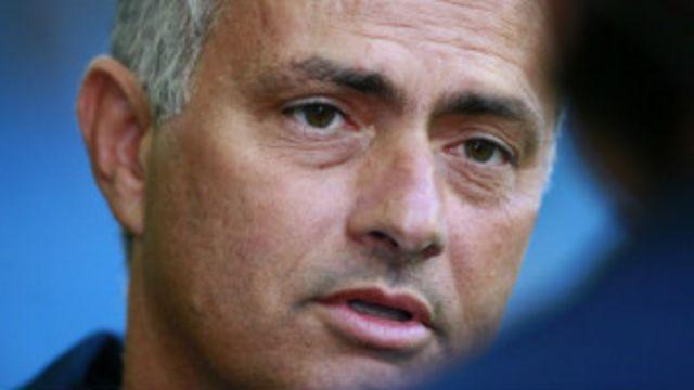 Kocha wa Chelsea, Jose Morinho