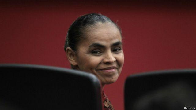 Para 'Financial Times', Marina pode liderar votos de 'todos contra Dilma' no 2º turno – BBC News Brasil