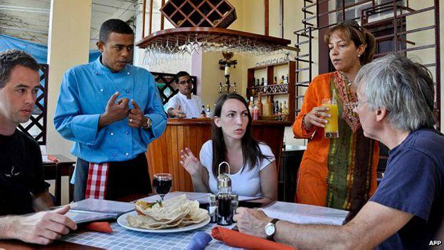 Restaurant Cuba