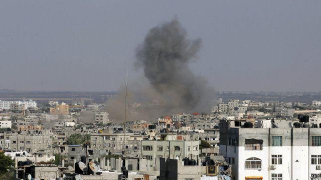 غزہ میں فریقین کے درمیان موجودہ جنگ بندی گذشتہ بدھ کو ہوئی تھی جو منگل کو ختم ہوئی