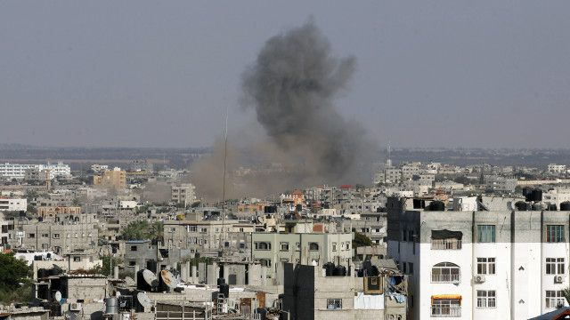 اسرائیل کا کہنا ہے کہ غزہ کی جانب سے کیے جانے والے راکٹ حملوں کی بھی تحقیقات کی جانی چاہییں