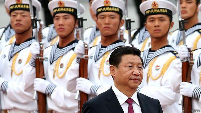 Trung Quốc đang càng ngày càng tỏ ra quyết liệt muốn thay đổi thực trạng tại khu vực biển Đông
