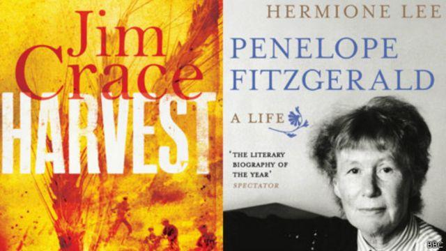 حصل  جيم كريس وهيرمايوني لي على أقدم جائزة أدبية بريطانية