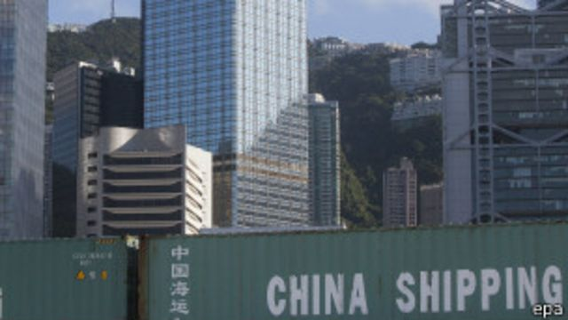 Históricamente Hong Kong ha sido el puente entre China y el mundo.