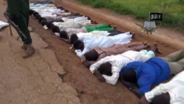 Boko Haram ta kashe dubban mutane