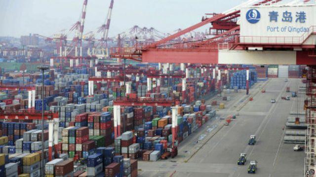 China es la segunda mayor economía del mundo.