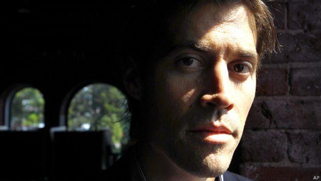James Foley, periodista estadounidense decapitado por Estado Islámico