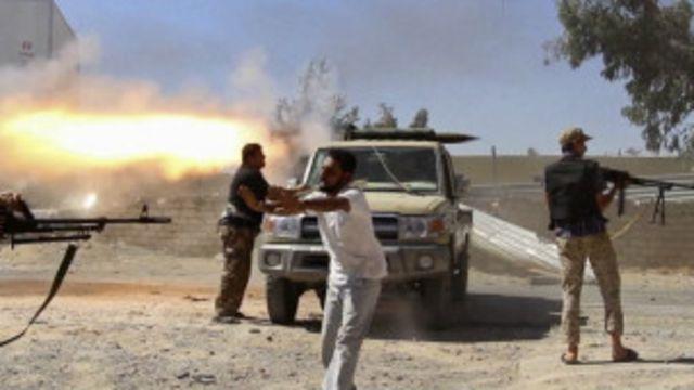 أكد درغاني أن حالة من الفوضى تعم ليبيا بعد مرور 3  سنوات على عزل الرئيس الليبي السابق معمر القذافي