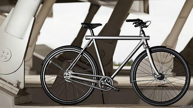 Bicicleta Vanmoof
