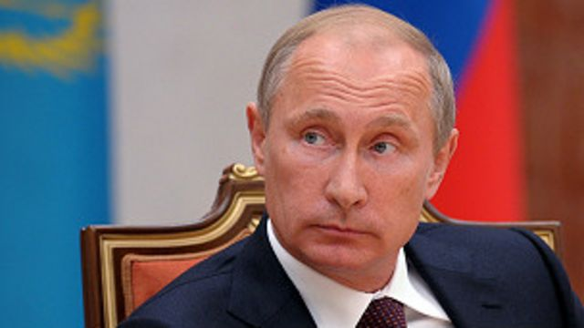 Umukuru w'Uburusiya, Vladimir Putin