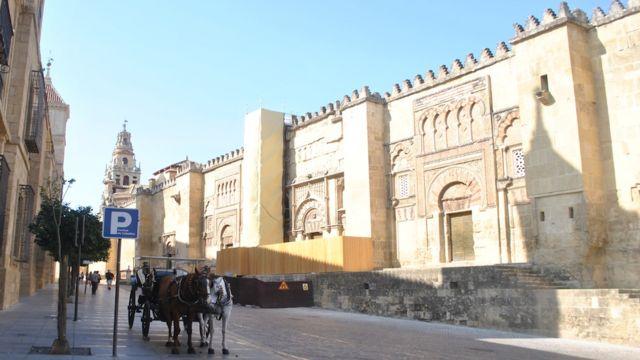 masjid katedral cordoba