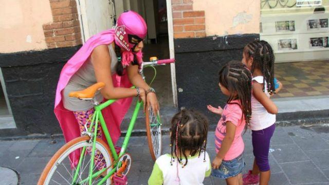 Ciudadina quiere contagiar amabilidad en Ciudad de México. Foto: cortesía Ciudadina