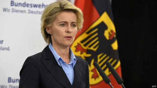 Ursula von der Leyen (AFP)