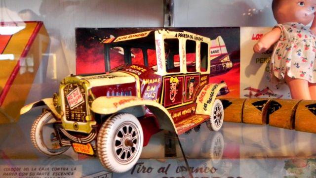 Museo del Juguete Antiguo de Ciudad de México. Foto: BBC