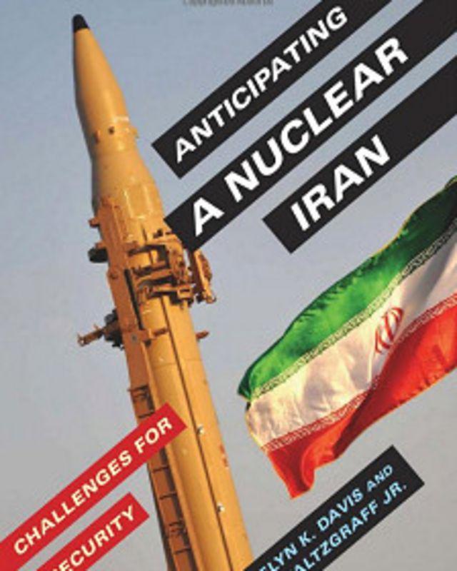 کتاب «در انتظار یک ایران اتمی» را انتشارات دانشگاه کلمبیا منتشر کرده