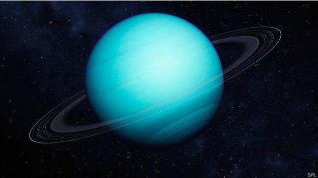 Urano: misteriosos rayos X brotan de este planeta.