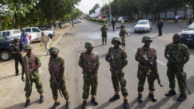 Baadhi ya wanajeshi wa Nigeria wamekuwa wakidai kuwa  Boko Haram wamejihami zaidi yao