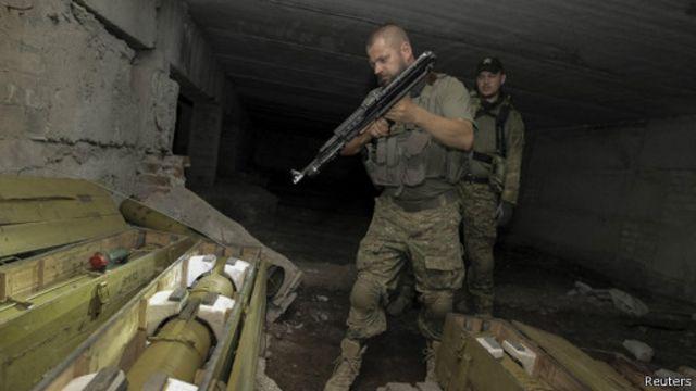 الصراع في أوكرانيا وضع الروس في مواجهة حادة مع الغرب