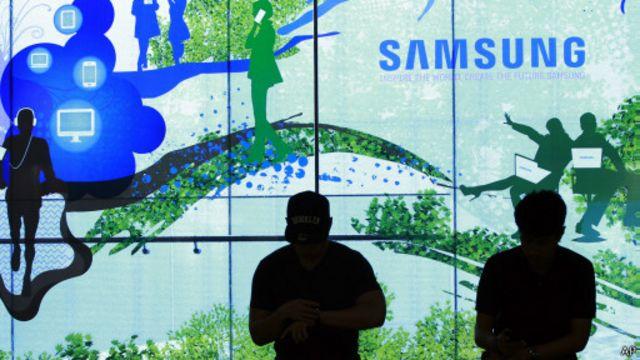 Tập đoàn Samsung đã đầu tư gần tám tỷ đôla vào Việt Nam