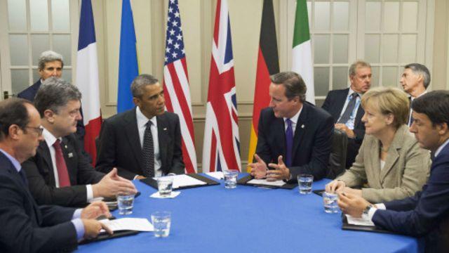 يناقش اجتماع قادة الناتو الأزمة الأوكرانية وكيفية مواجهة تنظيم الدولة الإسلامية.