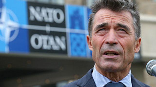 Генсек НАТО Расмуссен