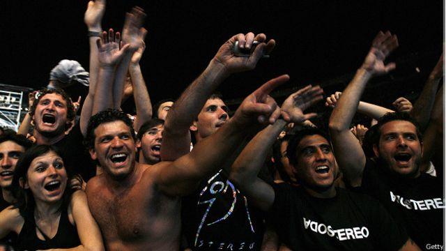 fans Soda Stereo