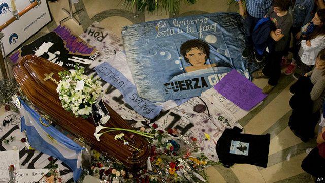 Funeral Cerati
