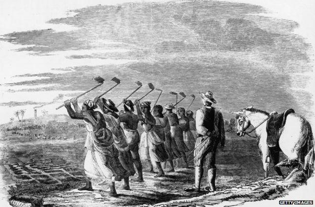 El Caribe estaba muy lejos de ser el paraíso para los esclavos.