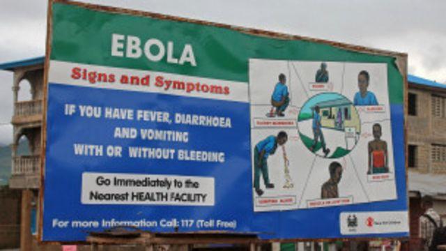 Majalisar dinkin duniya ta ayyana cutar Ebola a matsayin babban kalubale na tsaro da zaman lafiya