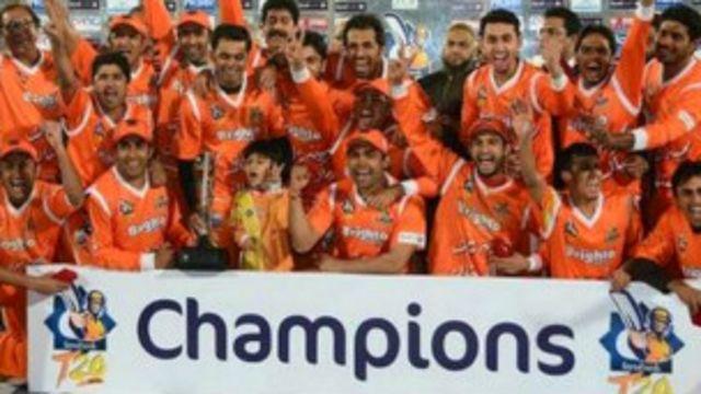 لاہور لائنز پاکستان کی ٹی20 چیمپیئن ٹیم ہے