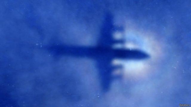 Desaparición del MH370