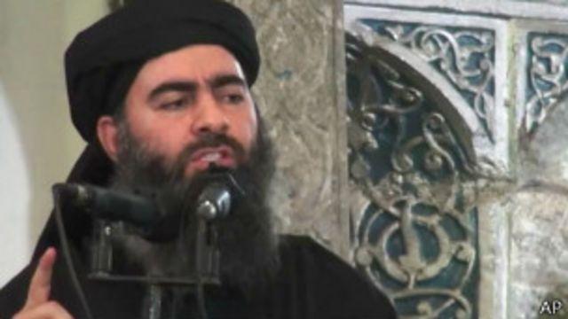 Abu Bakr al Bagdadi.