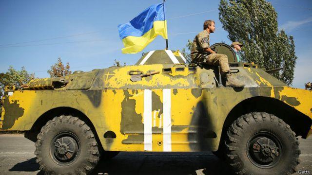 Украинская бронетехника