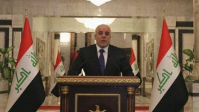 Umushikiranganji wa mbere wa Iraq Haidar Al Abadi