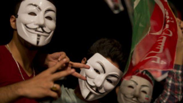 اسلام آباد میں 15 اگست کی رات سے احتجاجی دھرنے جاری ہیں