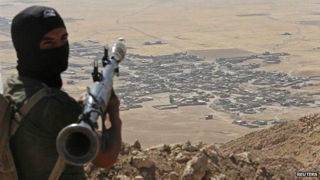 Hàng nghìn tay súng nước ngoài đã gia nhập IS