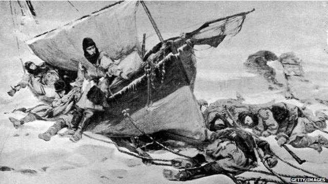 Expedición de John Franklin.